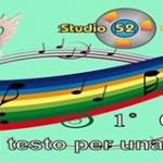 """""""SCRIVI UNA CANZONE"""", Concorso promosso dall'Associazione FABRIZIO ROMANO e lo Studio 52"""
