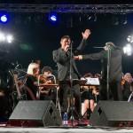 """Al Maschio Angioino """"Un Viaggio Ancora"""" con Felice Romano e la Grande Orchestra diretta dal M° Quadrini"""