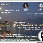 Al Salotto Donizetti musica e poesia dedicata al mare