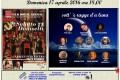 """""""Sott 'e ragge d'a luna"""" tanta cultura  al Salotto Donizetti di aprile"""