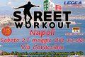L'ultima frontiera del fitness, sbarca a Napoli con lo Street Workout in compagnia della Squadra SEBS