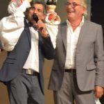 Ferraiolo dona il suo burattino a Pulcinella Angelo Iannelli