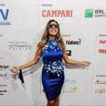 Claudia Conte alla Festa del cinema di Roma 2020