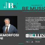 """""""LE METAMORFOSI DI NANNI"""", IL PRIMO APPUNTAMENTO CON BE MUSIC, IL PROGETTO DEL TEATRO BELLINI DI NAPOLI"""