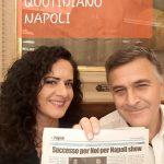 Noi per Napoli Show in Tv: nuova puntata in onda su Campania Felix.tv