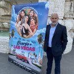 RIOTTA star internazionale al cinema nella pellicola italiana Divorzio a Las Vegas