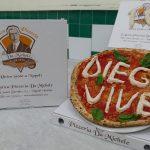 """L'antica pizzeria da Michele aderisce a """"Racconta Food""""  un QR code per una storia lunga 150 anni che parla anche di Maradona"""