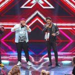 FRANCESCO BOCCIA un Grande amore con i Super 4 in Romania per X Factor