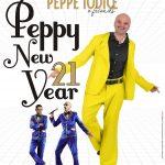 """In diretta dal Teatro Troisi PEPPE IODICE in """"PEPPY NEW YEAR"""""""