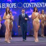 Alberto Cerqua pronto a tornare alla grande con Miss Europe Continental