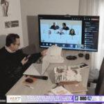 Incontro-lezione all'Università L'Orientale – il regista Demetrio Salvi ospite del laboratorio del Prof. Giordano