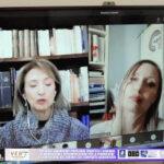 Incontro-lezione con Piera Violante Ruggi D'Aragona ospite del Laboratorio del Prof. Giordano all'Orientale