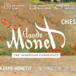 Claude Monet: The Immersive Experience  dal 20 maggio a Napoli