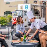 L'antica pizzeria da Michele arriva sul Lago di Como, all'Hotel Hilton
