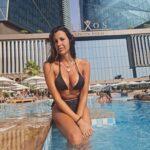 Claudia Conte debutta come stilista a Dubai