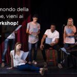 Workshop presso la Scuola di Cinema Arena