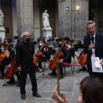 NUOVA ORCHESTRA SCARLATTI | Concerto per festeggiare l'elezione del Sindaco Manfredi
